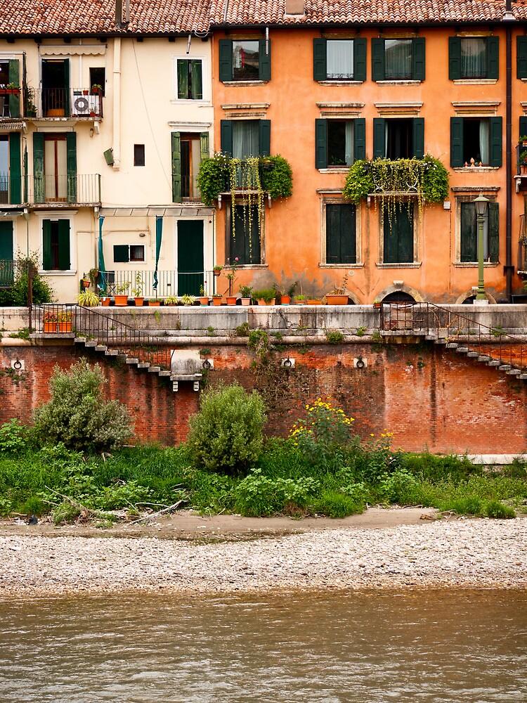 Along the Adige by Rae Tucker