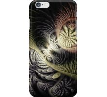 Trilobite Trail iPhone Case/Skin