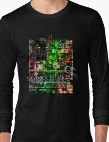Hacker clothes design Long Sleeve T-Shirt