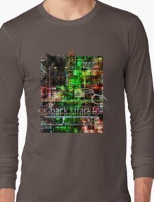 Hacker clothes design Long Sleeve T-Shirt