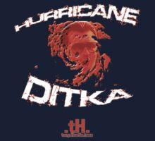 Hurricane Ditka Tee by tony.Hustle.tees ®