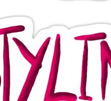 Super Sylin! Sticker