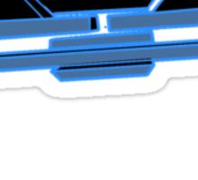 Flynn's Recognizer - TRON Sticker