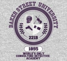 Baker Street University One Piece - Long Sleeve