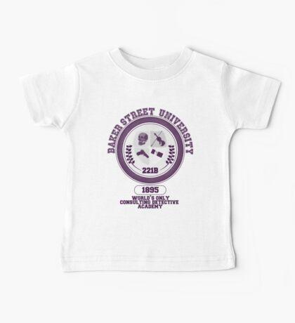 Baker Street University Baby Tee