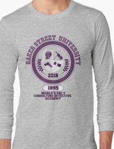 Baker Street University Long Sleeve T-Shirt