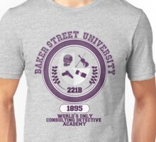 Baker Street University Unisex T-Shirt