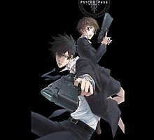 Psycho Pass V1.1 by anarky85