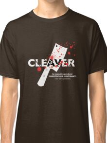"""The Sopranos presents """"Cleaver"""" Classic T-Shirt"""