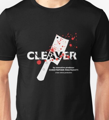 "The Sopranos presents ""Cleaver"" Unisex T-Shirt"