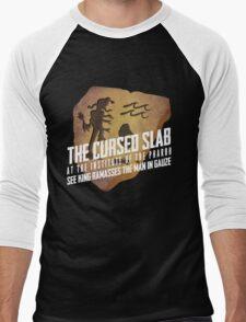 Return the slaaaaab... Men's Baseball ¾ T-Shirt