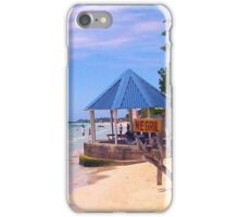NEGRIL JAMAICA iPhone Case/Skin