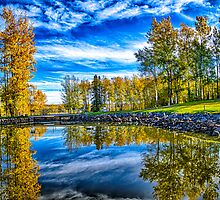 A Fine Autumn's Day by peaceofthenorth