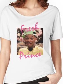 The Fresh Prince Women's Relaxed Fit T-Shirt