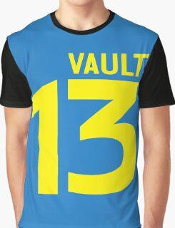 Vault 13 Graphic T-Shirt