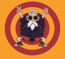 Dragonball - Master Roshi Shirt by elPotto