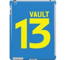 Vault 13 iPad Case/Skin