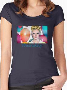 Thursday Mixtape Women's Fitted Scoop T-Shirt