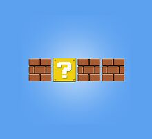 Mario Blocks by Lauramazing