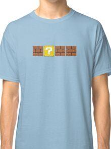Mario Blocks Classic T-Shirt