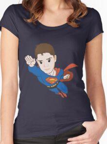 Kostas eldest son  Women's Fitted Scoop T-Shirt