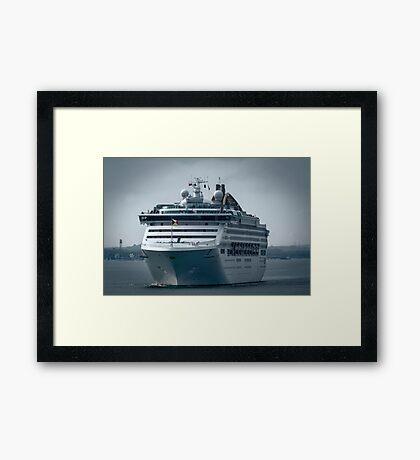Oceana Framed Print