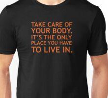 Fitness Motivation Unisex T-Shirt