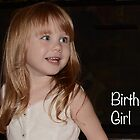 My Little Grandaughter Skye On Her 3rd Birthday by Jim Wilson