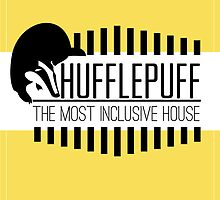Hufflepuff - The Most Inclusive House by panella