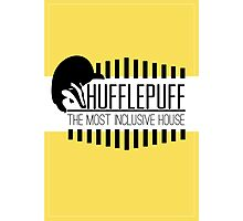 Hufflepuff - The Most Inclusive House Photographic Print