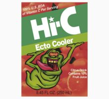Ecto Cooler Sticker by SwiftWind