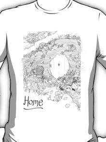 A Hobbit's Hole is Home T-Shirt