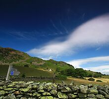 Little Langdale Wall by rennaisance