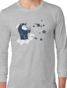 Universal Fun (in blue) Long Sleeve T-Shirt