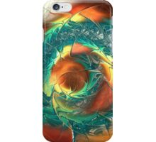 Color Spiral iPhone Case/Skin