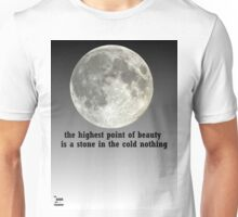the highest point of beauty Unisex T-Shirt