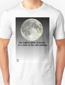 the highest point of beauty T-Shirt