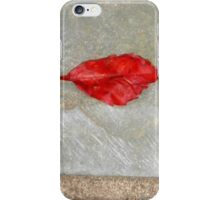 autumn 22 iPhone Case/Skin