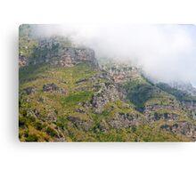 Clouds Of Amalfi Canvas Print
