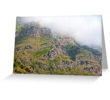 Clouds Of Amalfi Greeting Card