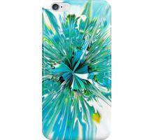 Cyan Blue iPhone Case/Skin