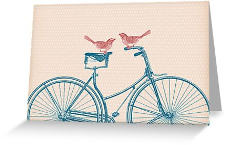 Birds on a Bicycle by RumourHasIt