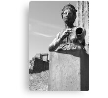 The Lost Of Pompeii Canvas Print