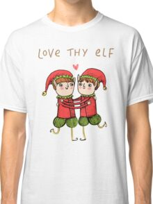 Love Thy Elf Classic T-Shirt