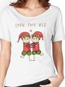 Love Thy Elf Women's Relaxed Fit T-Shirt