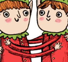 Love Thy Elf Sticker