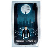 Terminator 2 / Hasta la vista baby! Poster