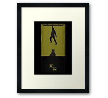 Breaking Bad Jesse Framed Print