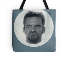 Turtle Face Tote Bag