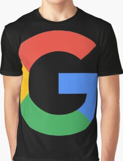 Google logo G Graphic T-Shirt